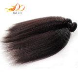 卸し売り8Aバージンの人間の毛髪の織り方のねじれたまっすぐなベトナムの毛