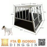 Transporteur de chien en aluminium de magasinage en ligne