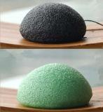Limpeza de limpeza facial de /Bath da fibra Konjac natural original