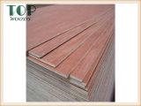 4*8 9/12/15/18mm Poplar/Eucalyptus Bintangor Carb grade de base pour l'intérieur de contreplaqué de placage