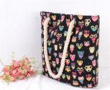 Saco de ombro Coruja populares Bonitinha Owl Bolsas de Compras