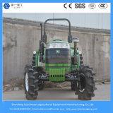 55HP 4WD Landwirtschafts-Landwirtschaft/Weg/Rasen/Garten/Mini-/kleines/Vertrag/elektrischer Traktor