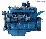 6-цилиндровый дизельный двигатель. Шанхае Dongfeng дизельный двигатель для генераторной установки. Двигатель Sdec. 227квт