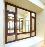 알루미늄 Casement Windows (Profiles와 Accessories)