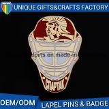 カスタム金属のバッジの耐久の金属のロゴのバッジ