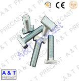 Bouton à tête T en acier inoxydable de haute qualité (M16)