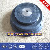 Kundenspezifischer Gummisilikon-Absaugung-Cup-Saugventil mit Qualität