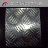 1050/1060/1100枚のダイヤモンドチェック模様のアルミニウムシート