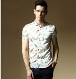 Nuevo Hawaiian Shirt de Fashion para Men