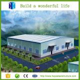 Edificio de acero modular prefabricado del almacén hecho en China