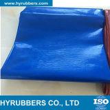 Mangueira azul, laranja PVC Layflat, mangueira para irrigação