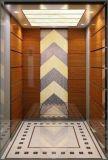 O Ce de Fujizy aprovou o elevador pequeno Gearless do elevador do passageiro do quarto da máquina