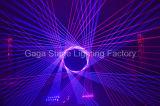 Хозяйственный лазерный луч RGB репроектора лазера для диско венчания Pub этапа