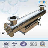 UV Disinfection Water Treatment Equipment UVSterilizer voor Aquaculture