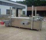 Chips de pommes de terre gelée fabricant de machines de bâtonnets de pommes de terre Making Machine Machine de friture français