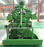 Biogas-Generator-Set-Standardpreis der Cer-grünen Energien-500kw