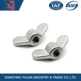 En acier au carbone aile ronde2-70 304 d'un écrou à ailettes