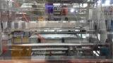 Máquina que corta con tintas de sellado y de desmontaje de la hoja automática (series del ESF)