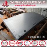 La plaque A36 en acier Checkered/plaque en acier d'étage/a quadrillé la plaque