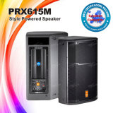 Диктор шкафа громкоговорителя Prx615m активно приведенный в действие коробкой