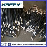Hose hidráulico SAE100 R16 com Double Steel Wire Braided