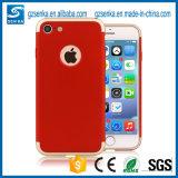 Achat en bloc de cas détachable en plastique dur de téléphone cellulaire de la Chine pour l'iPhone 7/7 positif