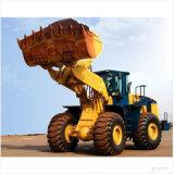 La Chine chargeuse à roues de la capacité de 5 tonnes Clg856 chargeuse à roues