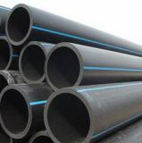 Pn16 200mm schwarzes Rohr für Wasserversorgung HDPE Gefäß