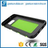 Caja protectora a prueba de golpes híbrido de servicio pesado con doble capa para Samsung S7 / S7 Edge