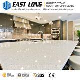 Étincelante de gros grains de quartz blanc pierre artificielle