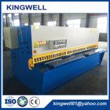 Machine de tonte de plaque métallique de la Chine de la CE de qualité (QC12Y-4X2500)