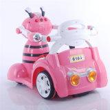 Deux engines et moto électrique d'automobile de bébé à piles