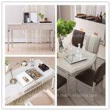 Tavolino da salotto rotondo del salone di legno solido (RT1502-61)