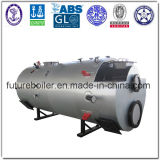 바다 Exhaust Gas 및 Oil Fired Composite Boiler