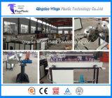 Manguito de jardín plástico del PVC que hace la máquina/la cadena de producción reforzada del aislante de tubo del PVC