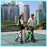 Mini rueda eléctrica 20km/H plegable del patín dos
