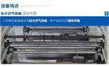Vacío de la carpintería de PVC Foil de perfil máquina de embalaje