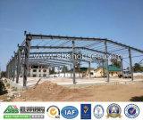 De pre-bouwt Geprefabriceerde Bouw van het Pakhuis van het Huis van de Structuur van het Staal Modulaire
