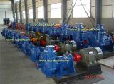 Ah horizontale Schlamm-Pumpe für die Kohlengrube ISO9001 bestätigt