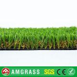 Relva de jardim e gramado sintético para recreação