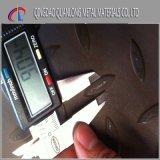 Plaque de plancher en acier à carreaux Carbon Ss400