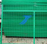 El aislamiento Fengcing, taller del almacén soldó la cerca del acoplamiento de alambre