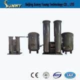 Enery-Einsparung und hohe Leistungsfähigkeits-Stickstoff-Generator für Schmieröl