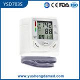 Ce médicament certifié Matériel médical Instrument de poignet Moniteur de pression artérielle