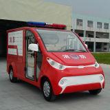 Alimentación por batería eléctrica de 2 asientos Camión Contra Incendios
