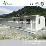 Chambre modulaire de conteneur avec la toilette