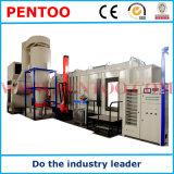 Cabina di spruzzo manuale della polvere con il sistema ad un solo stadio di ripristino