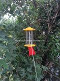 Vendas quentes para a lâmpada solar do assassino do mosquito da lâmpada do assassino da praga da lâmpada inseticida solar
