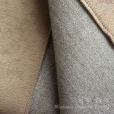 Tessuto di cuoio della pelle scamosciata del poliestere micro per gli Slipcovers