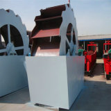 Espiral de alta eficiencia el equipo de la arandela de arena